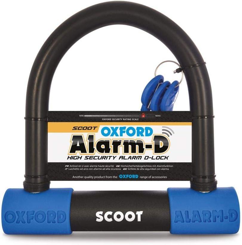 Oxford Alarm D Scoot Bügelschloss Oxford Auto