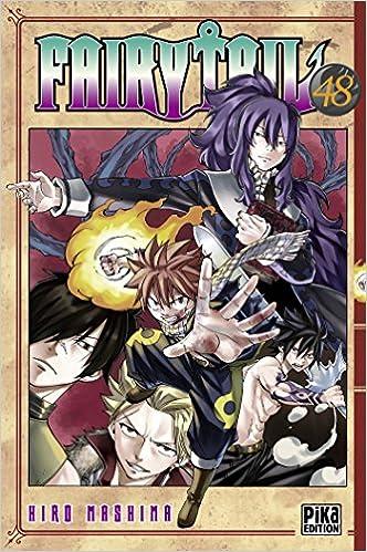 Amazon Fr Fairy Tail T48 Hiro Mashima Livres