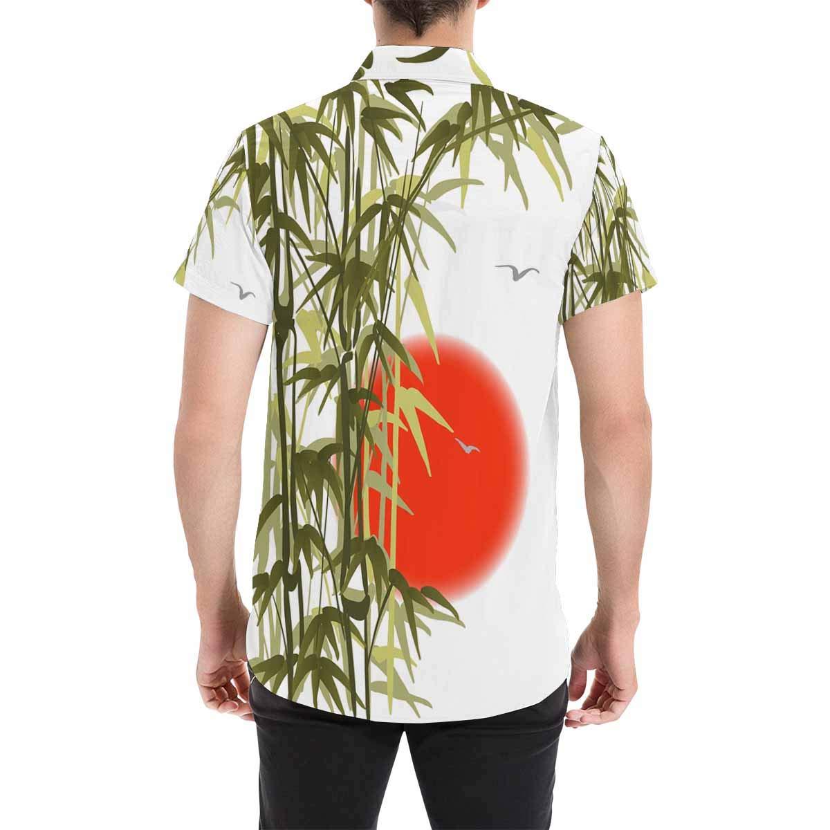 InterestPrint Fashion Printed Roses and Sugar Skulls Stand Collar Casual T-Shirt Beach Tops S-5XL