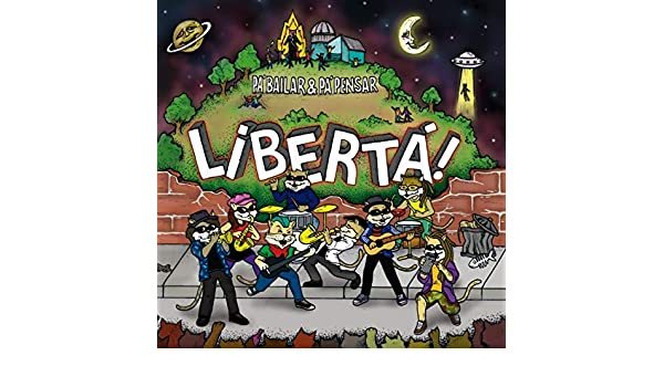 Ritmo De revolución [Explicit] by Libertá! on Amazon Music ...