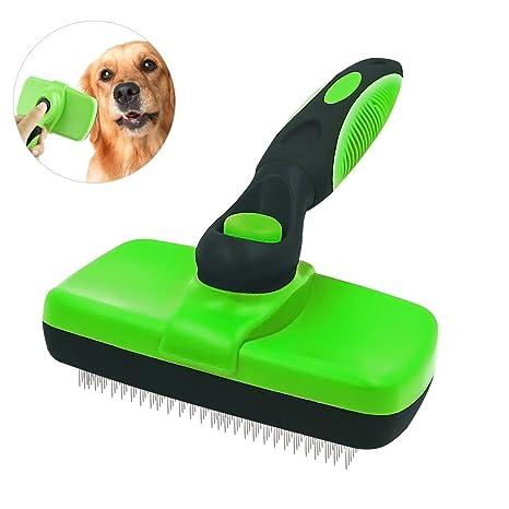 aimdonr Perros Salon Cepillo. Microclima Acuerdo Extremo Slicker de cepillos. Mejor verschalungs de herramientas