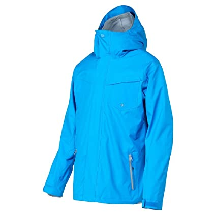 Quiksilver Snowboard Jacke Mission Syst Jacket - Chaqueta ...