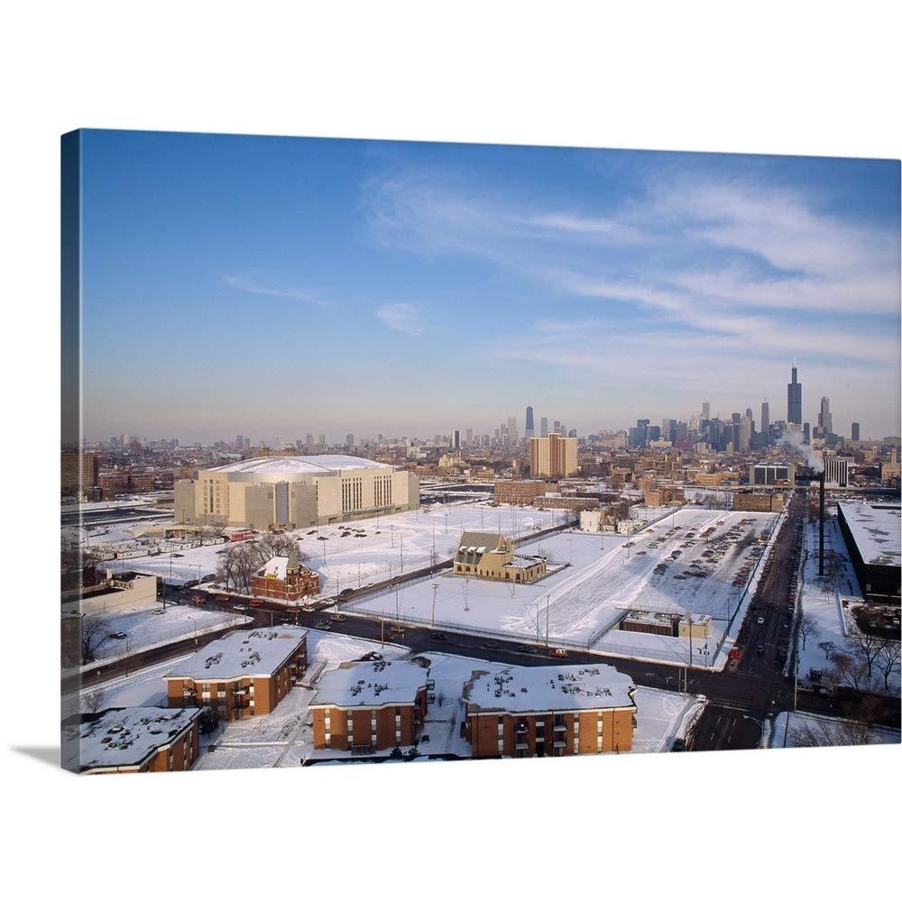 GREAT BIGキャンバスギャラリー‐ City , Unitedセンター、シカゴ、イリノイ州クック 60