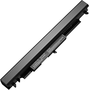 OMCreate Battery Compatible with HP 807956-001 HS03 807957-001 HS04 HS03 807611-421 15-AY039WM TPN-I119 HSTNN-LB6U 15-AC121DX 15-AY009DX 15-AF131DX 15-AY041WM