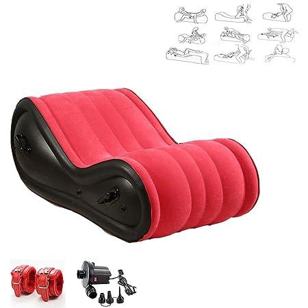 Juego de rol polifuncional Hinchable, Yoga Lounge Chair ...