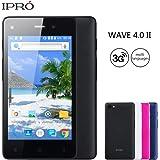 IPRO I9408 T Mobile att 4.8 Quad-core 2 SIM Android 5.1 Cell Phone Unlocked Smartphone (Black)