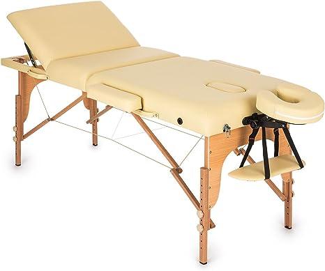 Dove Comprare Lettino Da Massaggio.Klarfit Mt 500 Lettino Da Massaggio Portatile 210cm Peso Massimo
