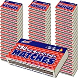 48 Packs Large Matches 12000 Total Count Strike on Box Wholesale Bulk Lot