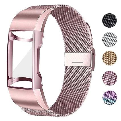 Amazon.com: UHKZ - Correa para Fitbit Charge 3/Charge 3 SE ...