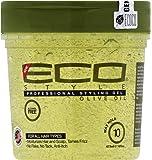 (MEDIUM 473ML) - Eco Styler Olive Oil Styling Gel -12oz