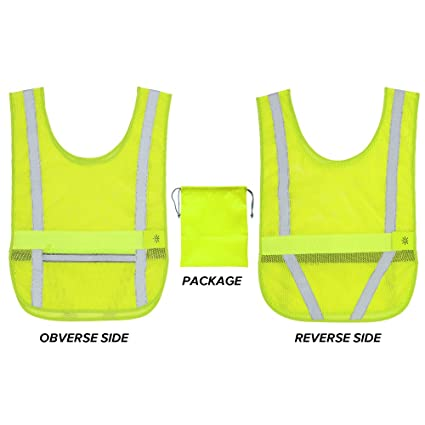 Back To Search Resultshome Charitable 360 Reflective Led Flash Driving Vest High Visibility Night Running Cycling Riding Outdoor Activities Light Up Safety Bike Vest Yet Not Vulgar