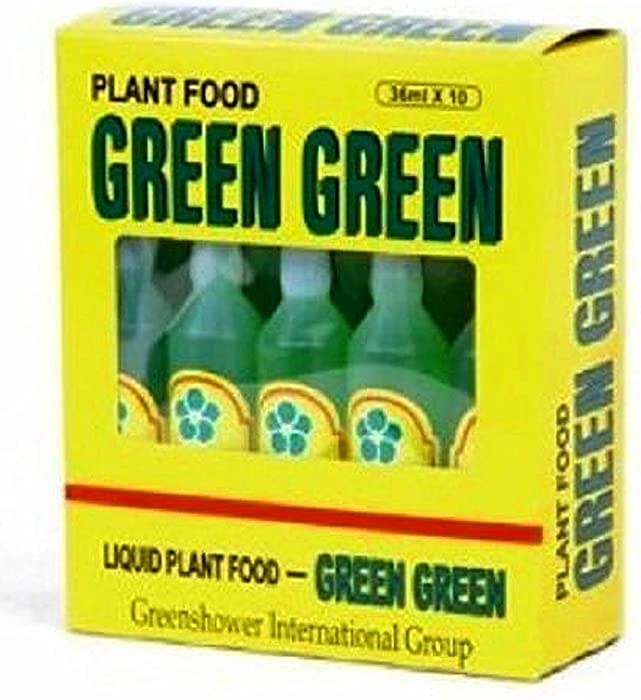 The Best Green Food Case Plant Food
