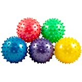 """Knobby Balls - Party Knobby Bounce Balls- 10 Pack 7"""" - Play Kreative TM"""