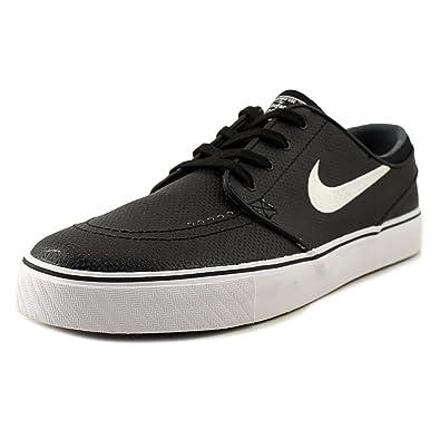 Nike SB Zoom Stefan Janoski Premium (AnthraciteDark RaisinSail) Men's Skate Shoes