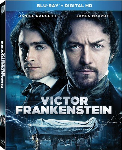 Blu-ray : Victor Frankenstein (Widescreen, Digital Theater System, Digitally Mastered in HD, Dubbed, )