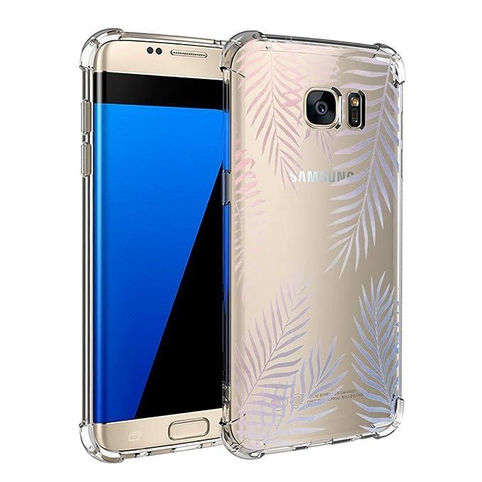 Wouier Funda Galaxy S7 Edge Carcasa Ultra Hybrid Tecnología ...