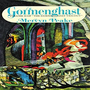 Gormenghast Audiobook