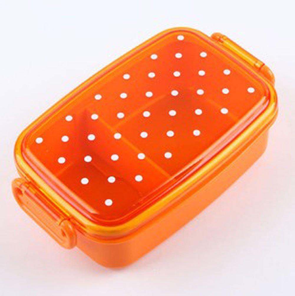 Hogar de comestibles Mini caja de Bento microondas caja de ...