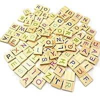 Letras de madera, INTVN Letras del Alfabeto