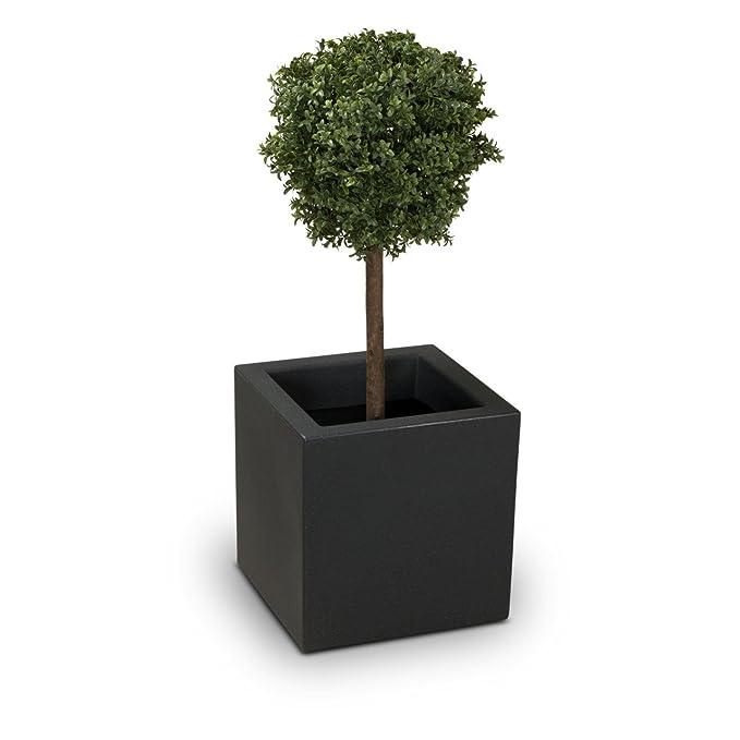 Buchsbaum Kunstpflanze FINN 90 Kunstbaum, Buxbaum, künstlicher ...