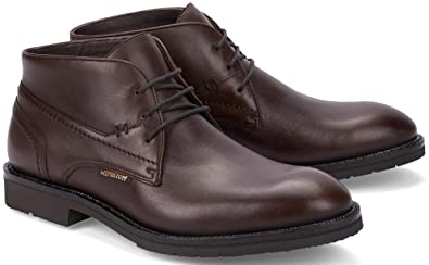 54fad2c058f Amazon.com | Mephisto Novak Leather Handmade Goodyear WELT Boots for ...