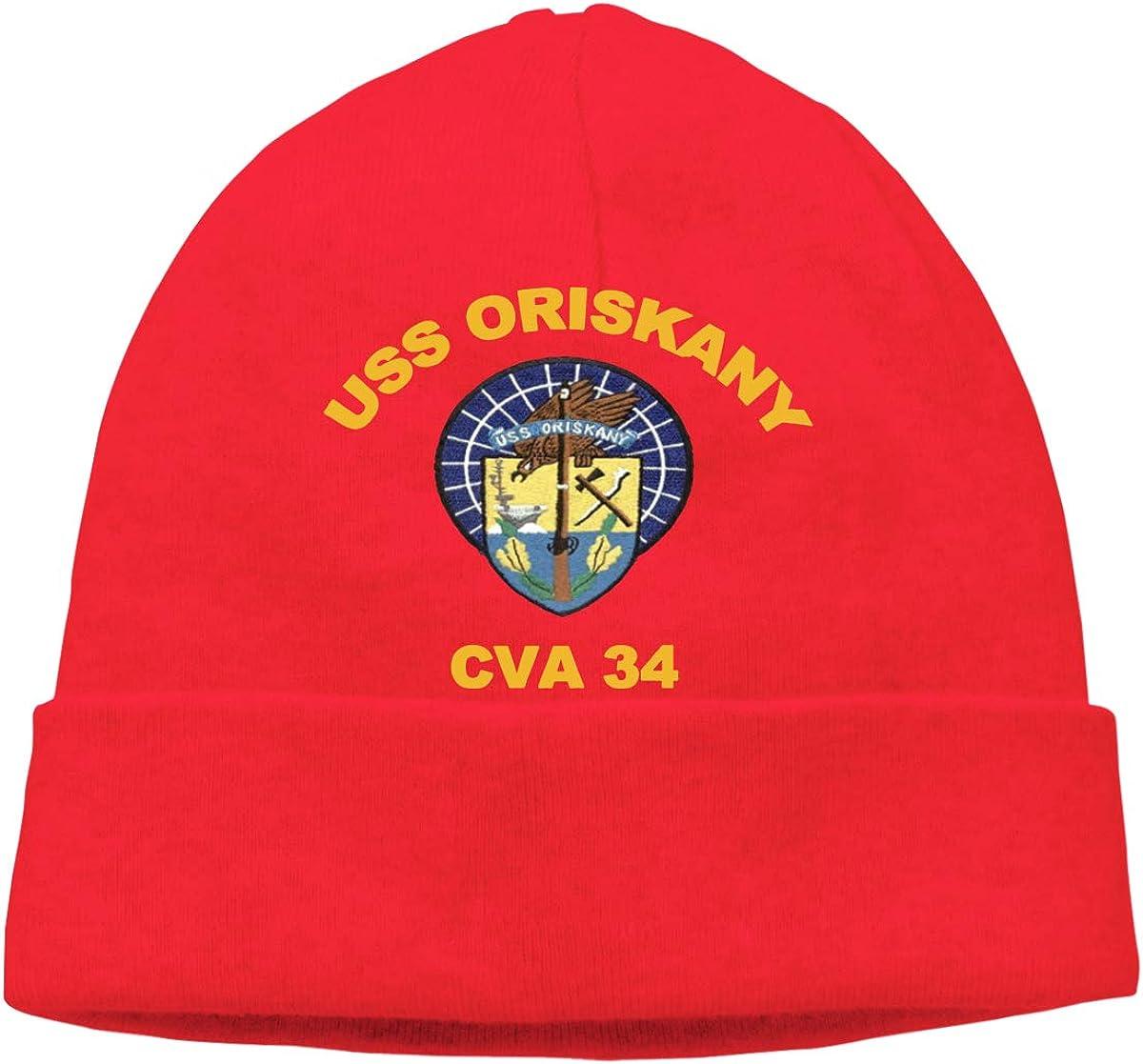 Lapptty Cap USS Ranger CV-61 Men Women Beanie Hat Knitted Beanie Knit Beanie