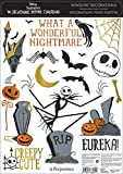 The Nightmare Before Christmas Cling Decals