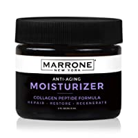 Marrone New York Anti Aging Moisturizer, Collagen Peptide Formula,Hyaluronic Acid...