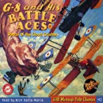G-8 and His Battle Aces #33, June 1936 | Robert J. Hogan, RadioArchives.com
