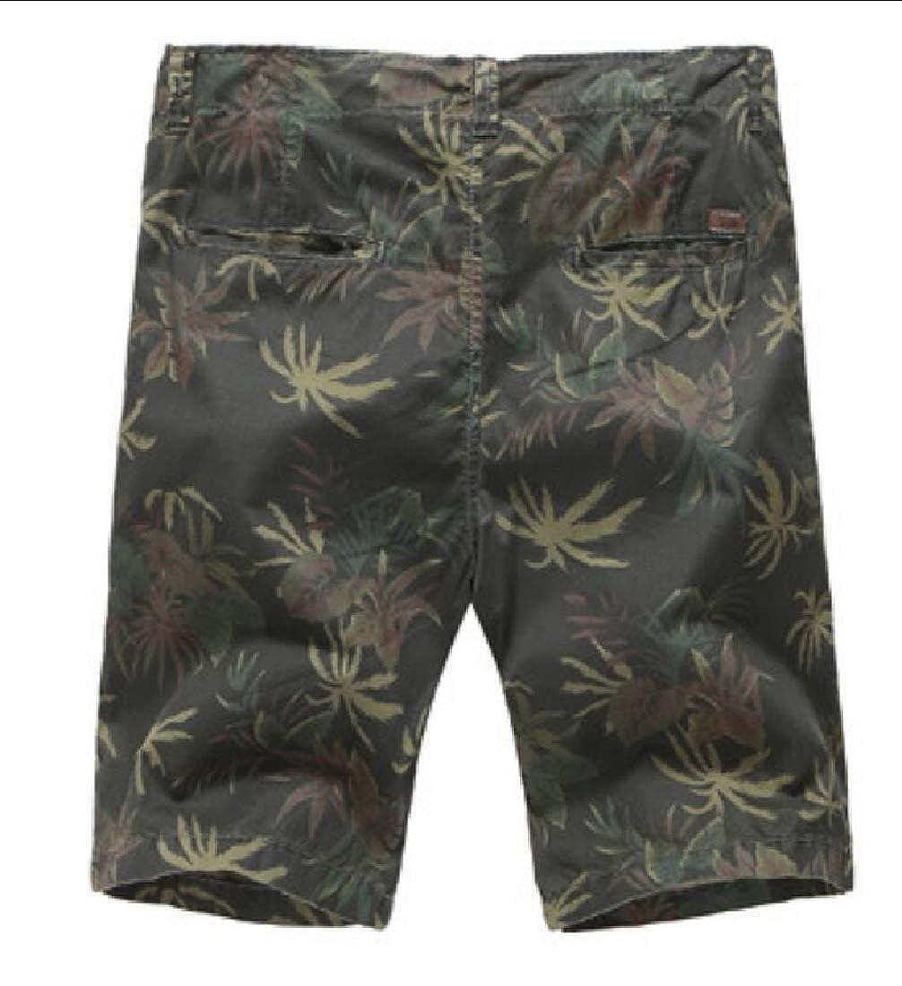 HTOOHTOOH Mens Swim Trunks Shorts Summer Boardshorts
