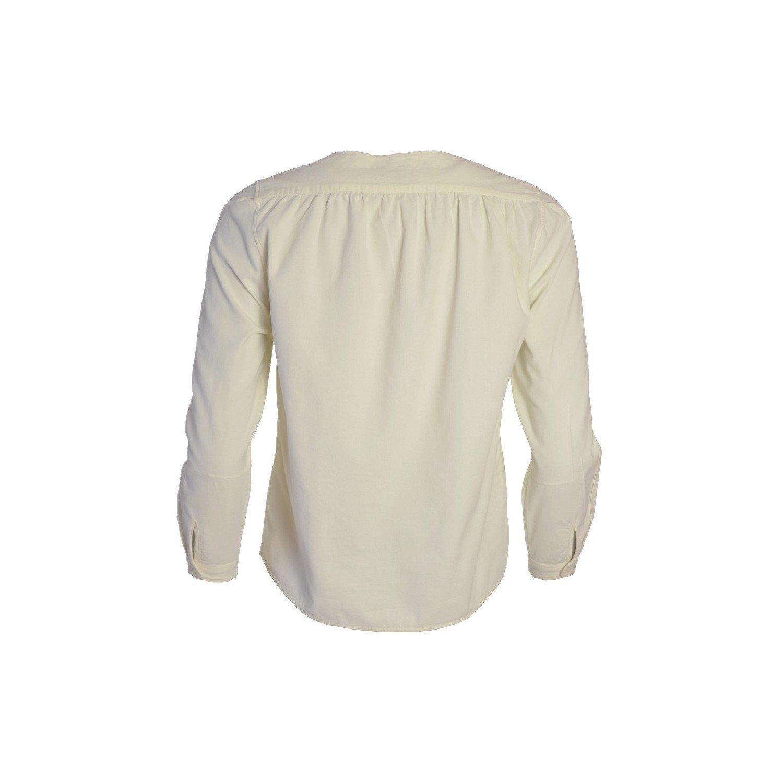 Mitt?-?Blouse Cream White Baby Cord Trousers