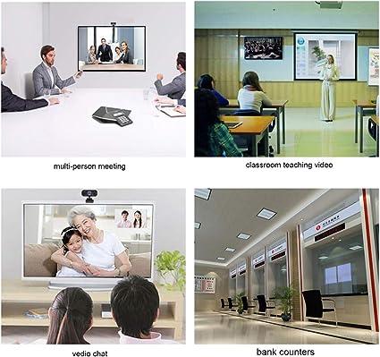 QLPP Cámara Web USB de 720P HD con micrófono Incorporado ...