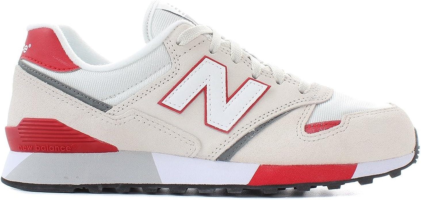 New Balance U 446 WR Off White - 45,5: Amazon.es: Zapatos y ...