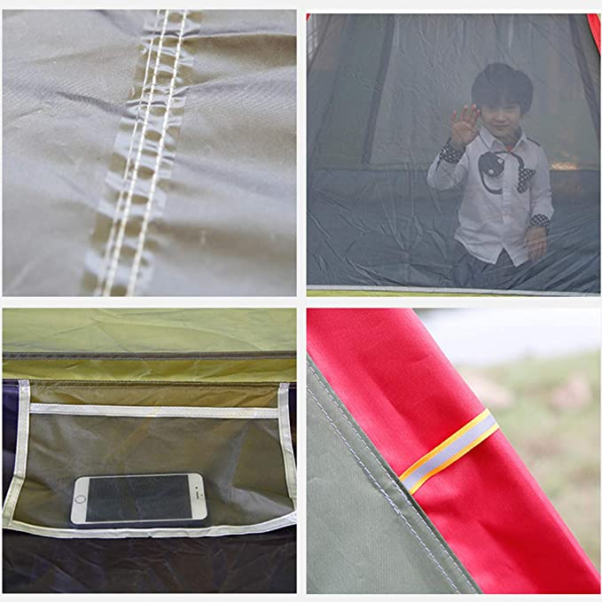3 5 Persoon Portable Folding Outdoor Quick Opening