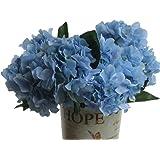 DAYAN Artificiale Ortensia Fiore albergo bouquet decorazione festa matrimonio giardino