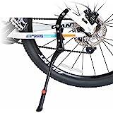 RockBros Bike Bicycle 24''-29'' Adjustable Kickstand Bike Accessories Black