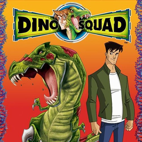 Amazon Com Dino Squad Season 1 Benjamin Beck Dana