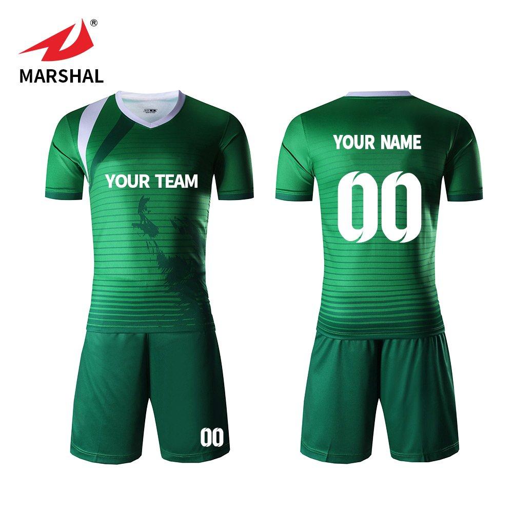ff3b3b1a3 ZHOUKA 2018 bulk sublimation picture custom american football jersey new  model design shirt soccer uniforms jersey