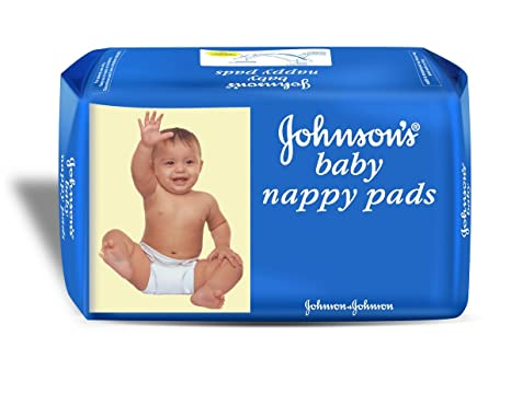 b6dacf1b4b9 Buy Johnson s Baby Nappy Pads (20 pads) Online at Low Prices in India -  Amazon.in