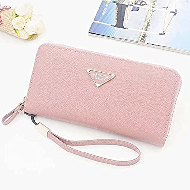 2017 New Fashion coin purse pu leather long Wallet Female Card Holder Female Clutch Carteras DL3956