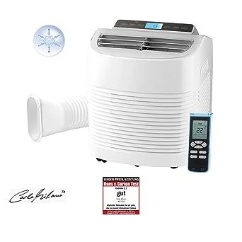 Carlo Milano Klimagerät Mobile Design Klimaanlage Mit Entfeuchter