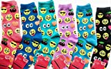 Emoji Novelty Socks for Women Size 9-11 - Best Reviews Guide