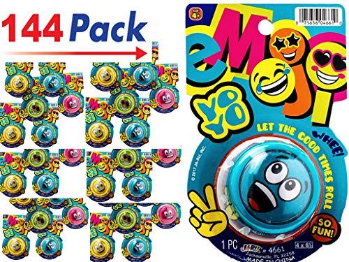 2GoodShop YoYo by (Pack of 144 Units) JA-RU Yo-yo's| Item #4661-144 by 2GoodShop (Image #6)