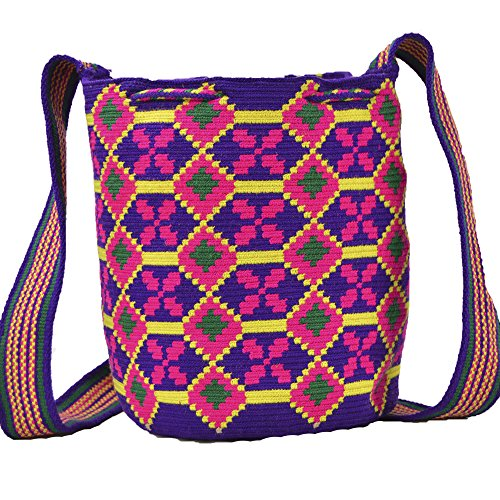 Premium 3266 Mochila Medium Wayuu Bag w1Ftt