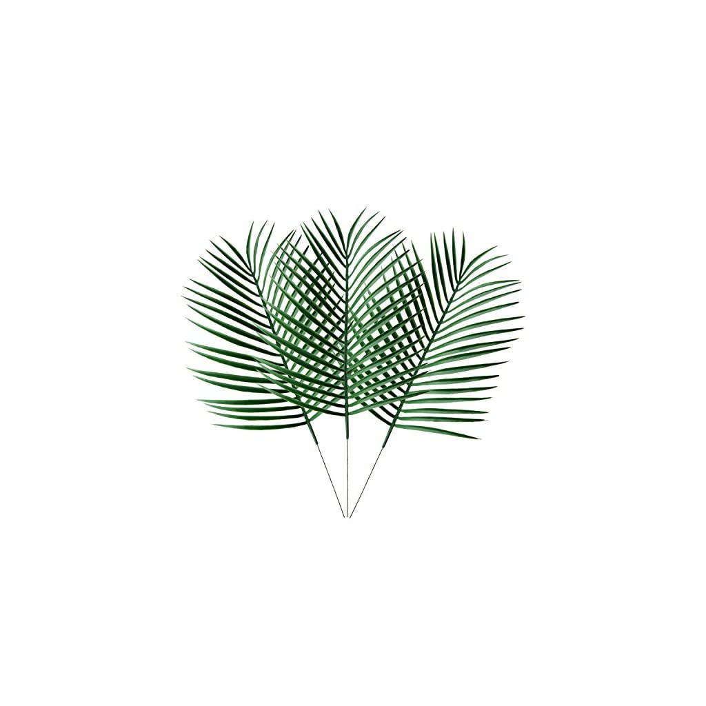 Artificial-Tropical-Palm-Leaves-Fake-Plants-Faux-Large-Palm-Tree-Monstera-Leaf-Green-Greenery-for-Flowers-Arrangement-Wedding-Home-Kitchen-Decoration-Party-Supplies-by-TiTa-Dong