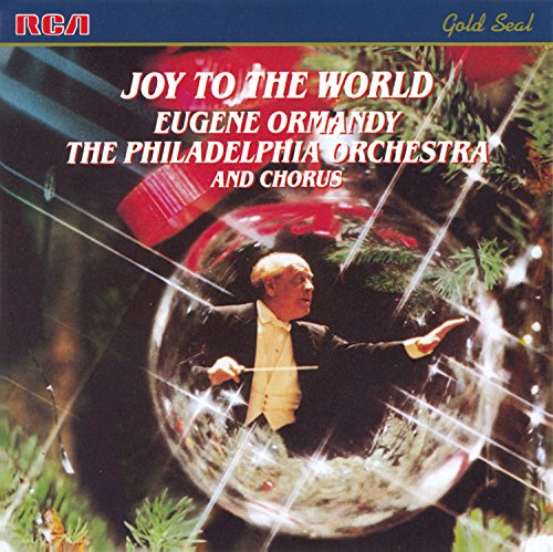 Joy to the World - Eugene Ormandy, Philadelphia Orchestra (Christmas Orchestra Philadelphia Eugene Ormandy)