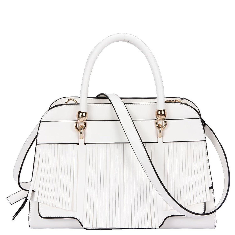 FAIRYSAN Ladies Hand Shoulder Bag Fashion Fringe Tassel Tote