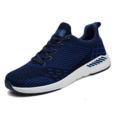 FLBRUT Herren Sneaker Laufschuhe Trainer Walking Fitnessschuhe Gym Outdoor Schuhe Walking Trainer Trekking Turnschuhe Sportschuhe... 6172e8