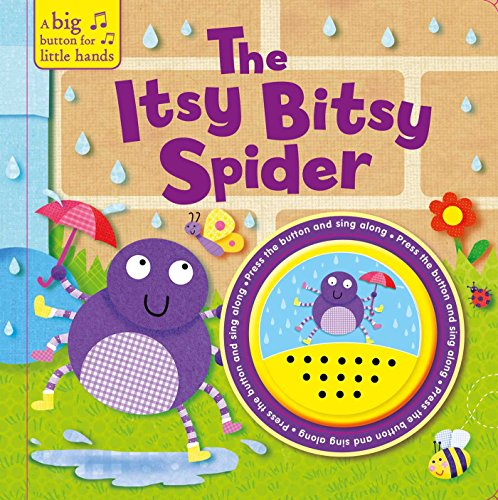 (The Itsy Bitsy Spider (A Big Button for Little Hands Sound Book))