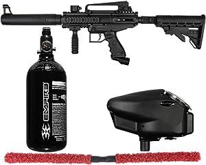 Action Village Tippmann Cronus Basic & Cronus Tactical Core Paintball Gun Package Kit